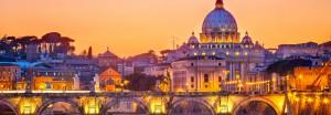 Le zone di Roma